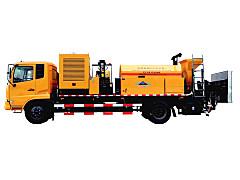 易山重工ESN5160TXB再生机械(滚筒式热再生综合养护车)高清图 - 外观