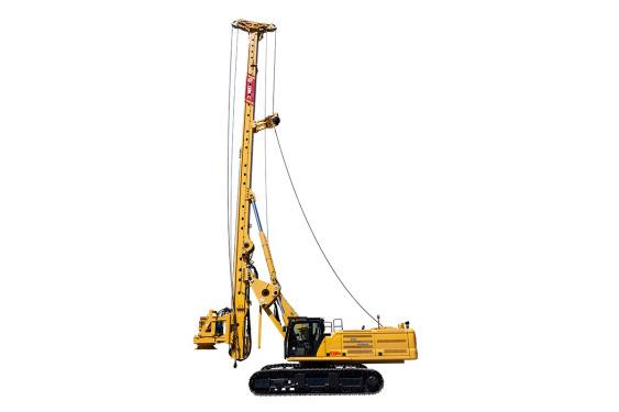 【720°全景展示】中车 TR368Hw 旋挖钻机
