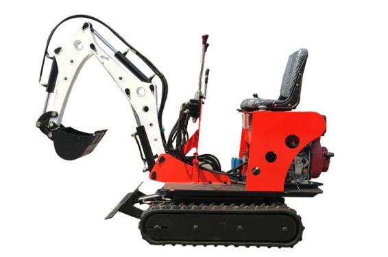 宜迅YX-08小型挖掘机800公斤农用挖机