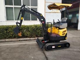 思拓瑞克STW-20小型挖掘机