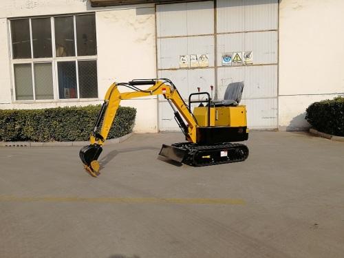 思拓瑞克STW-10小型挖掘机