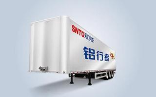 晟通天力Q5厢式运输半挂车(95方)