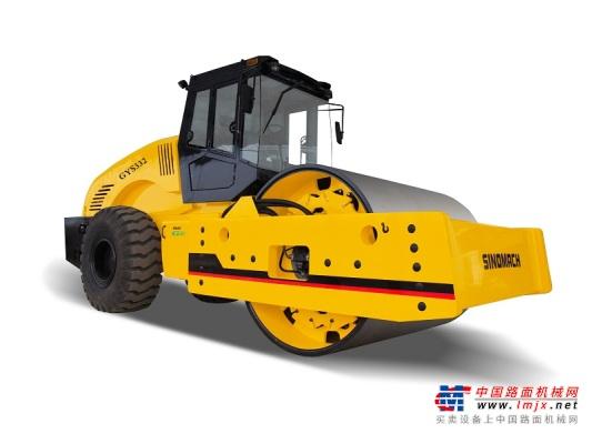 国机洛建GYS332单钢轮振动压路机