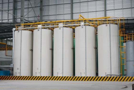 锡通QX系列导热油加热沥青设备