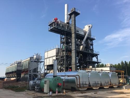 铁拓机械TS3020沥青厂拌热再生成套设备