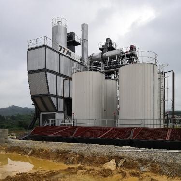 铁拓机械TS2010沥青厂拌热再生设备