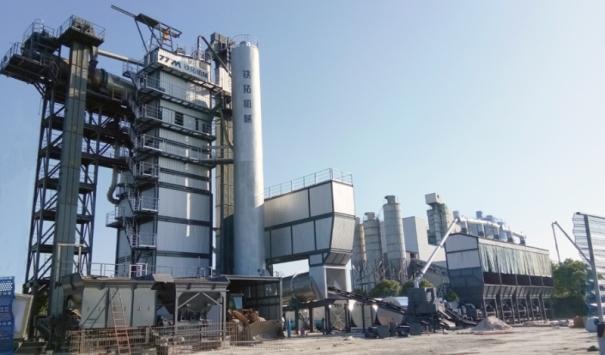 铁拓机械TS3010沥青厂拌热再生设备