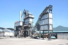 铁拓机械PLB-3000沥青混合料搅拌设备