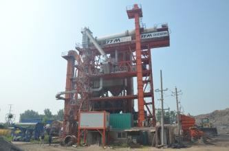 铁拓机械RLBZ-1500/2000沥青再生附楼设备高清图 - 外观
