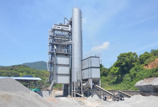 铁拓机械GLB-2000型沥青搅拌设备