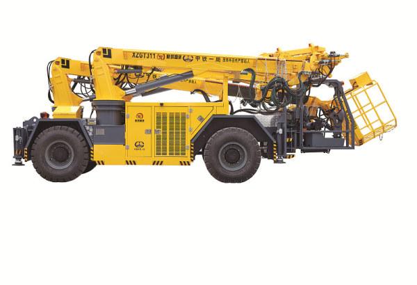 新筑智装XZGT311拱架安装台车