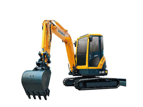 现代重工R35-9VS挖掘机