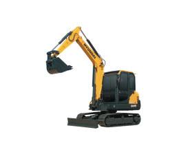 现代R60VS小型挖掘机