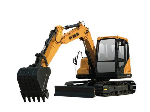 现代重工R75DVS挖掘机