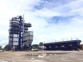 铁拓机械TS2015沥青厂拌热再生成套设备