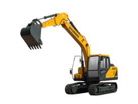现代重工R130VS挖掘机