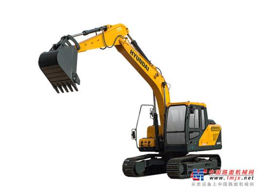 現代重工R130VS挖掘機