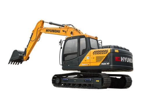 现代重工R150LVS挖掘机