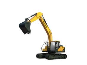 现代R225LVS挖掘机高清图 - 外观