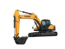 现代重工R275L VS挖掘机