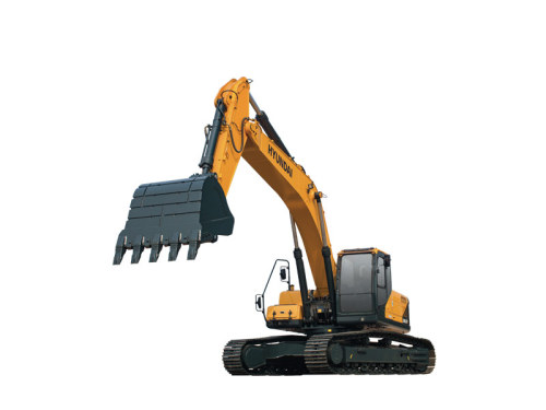 现代重工R350LVS挖掘机