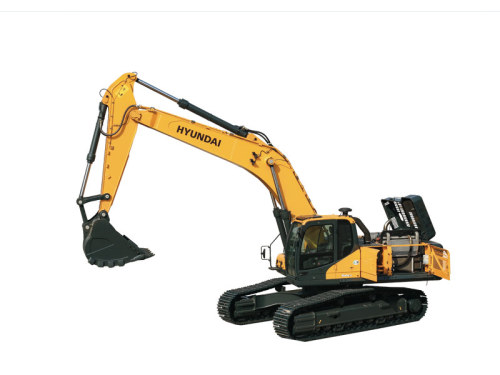 现代重工R385LVS挖掘机
