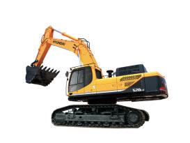 现代重工R520LVS挖掘机