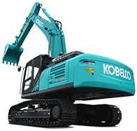 神钢SK350LC-10挖掘机