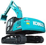 神钢SK260LC-10挖掘机