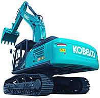 神鋼SK380XD-10挖掘機