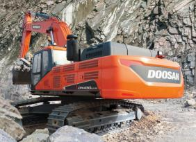 斗山DX430LC-9C挖掘机