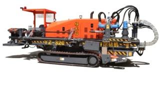 福龙钻YZ-320非开挖铺管钻机