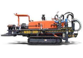福龙钻NSD-360非开挖铺管钻机高清图 - 外观