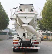 森源重工SX5310GJBFB386混凝土搅拌运输车高清图 - 外观