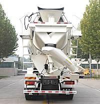 森源重工SX5310GJBFB386混凝土搅拌运输车