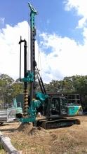 泰信机械KR80M旋挖钻机高清图 - 外观