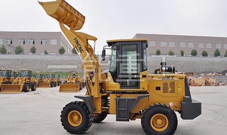 一能重工YN920D轮式装载机高清图 - 外观