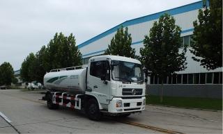 森源重工SMQ5180GQXDFE5型清洗车