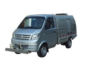 森源重工SMQ5020TYHDXE5型路面养护车高清图 - 外观