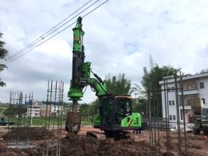 泰信机械KR40旋挖钻机高清图 - 外观
