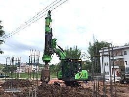 泰信机械KR40A旋挖钻机