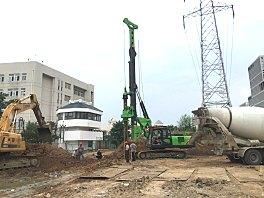 泰信机械KR150A旋挖钻机