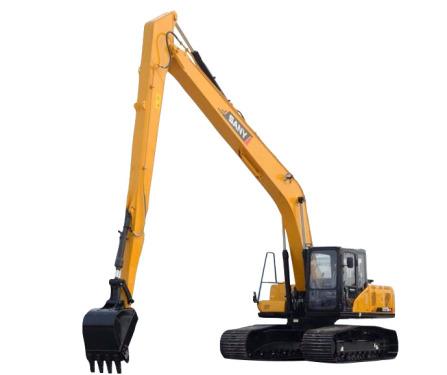 合肥湘元XY215加长臂液压挖掘机