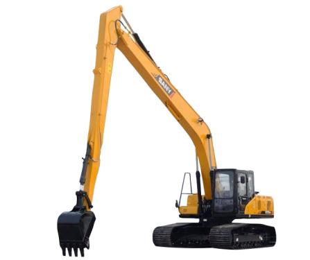 合肥湘元XY135加长臂液压挖掘机