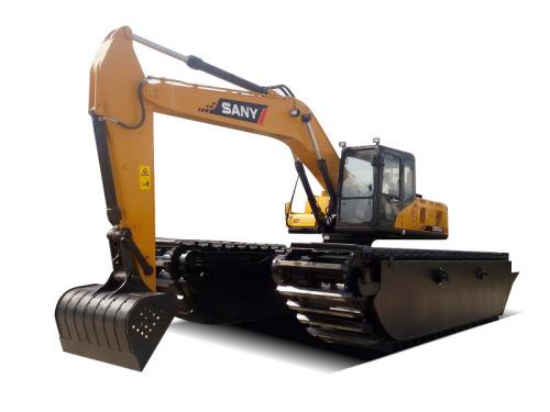 合肥湘元XY235濕地挖掘機