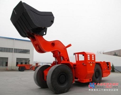 宇通重工XYWJD-4井下纯电动铲运机
