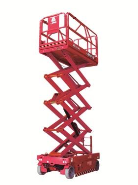 临工重机AS0812剪叉式高空作业平台