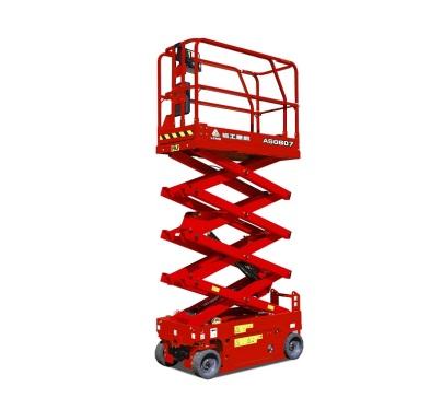 临工重机AS0607w剪叉式高空作业平台