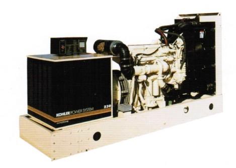 科勒燃气发电机组