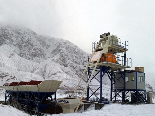 山推建友HZS75SE工程站-提升斗/E系列